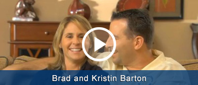 Brad and Kristin Barton