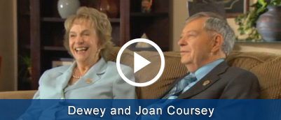 Dewey and Joan Coursey