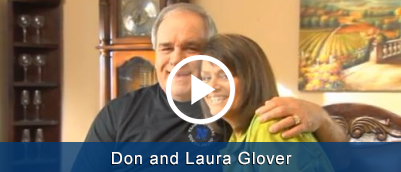 Don and Laura Glover