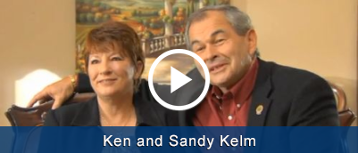 Ken and Sandy Kelm
