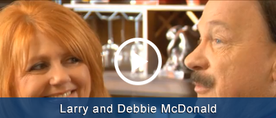 Larry and Debbie McDonald