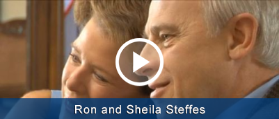 Ron and Sheila Steffes
