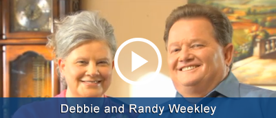 Debbie and Randy Weekley